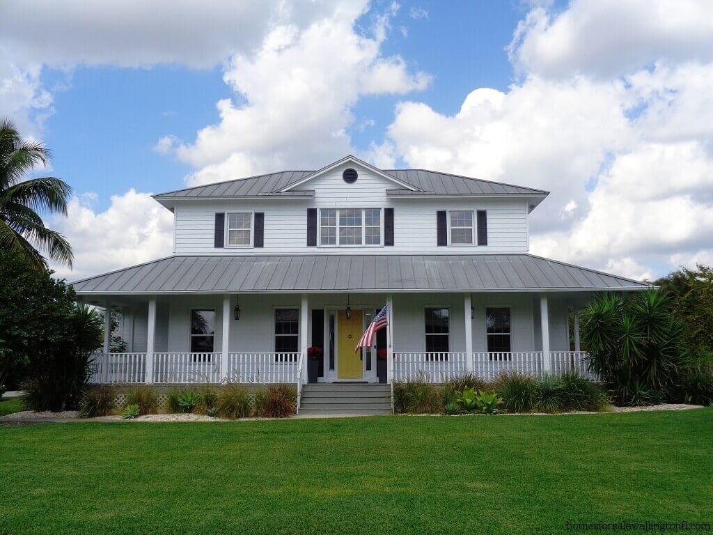 aero club homes for sale in wellington florida