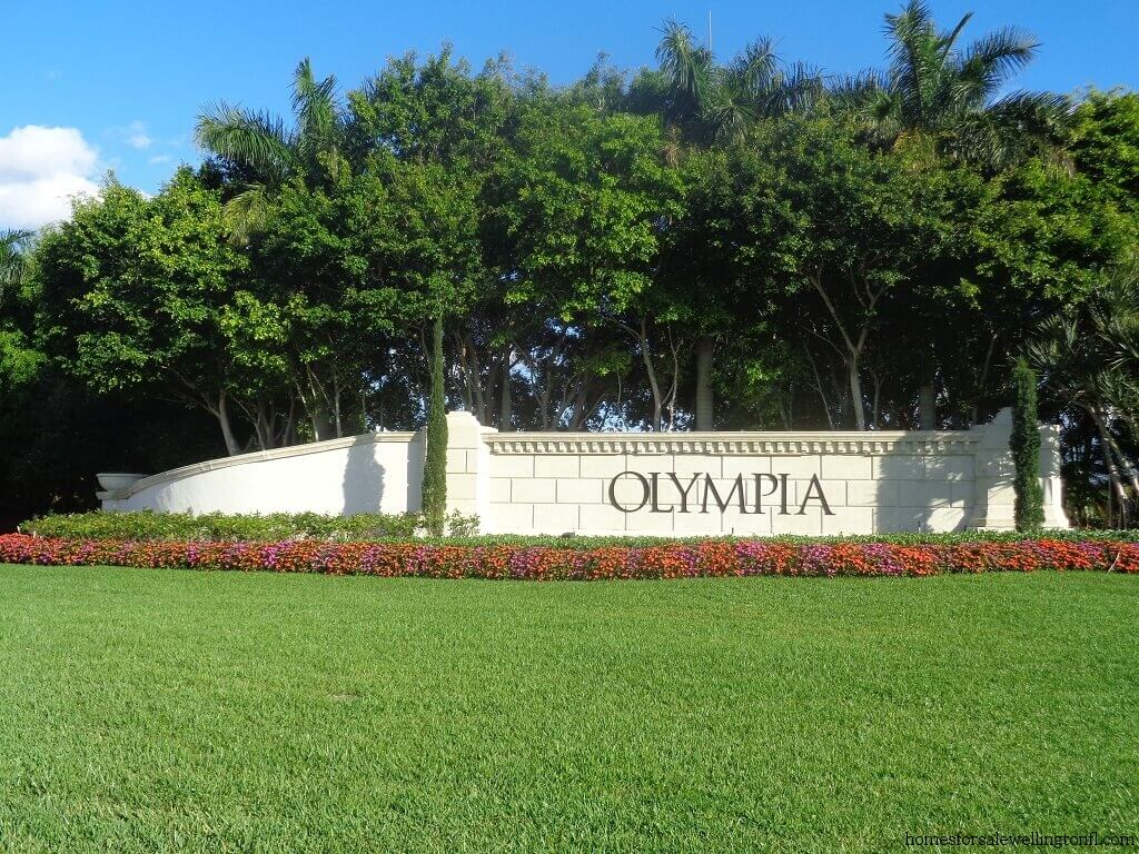 Olympia homes for sale in wellington florida wellington for Olympic homes