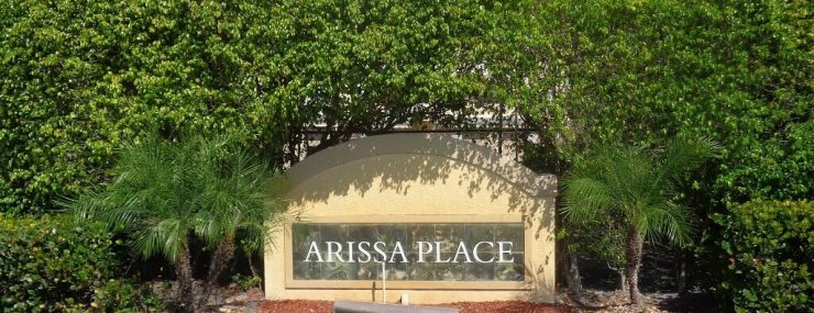 Arissa Place Homes For Sale in Wellington FL