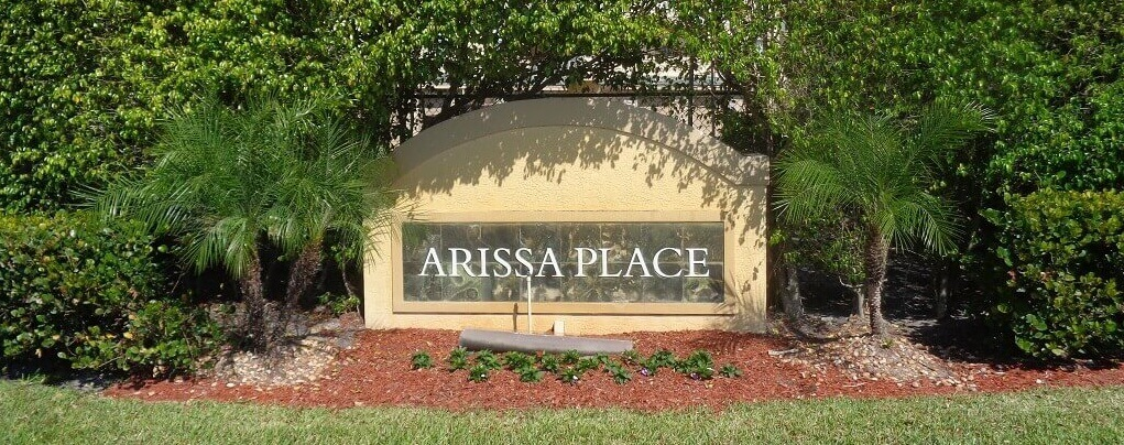 Arissa Place Homes For Sale in Wellington Florida