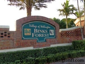 Wellington Florida Real Estate Sales 2016