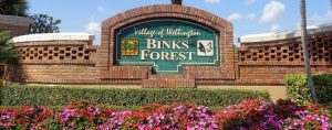 Binks Forest Homes for Rent Wellington FL