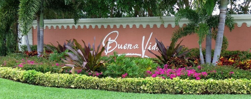 Buena Vida Homes for Sale in Wellington Florida