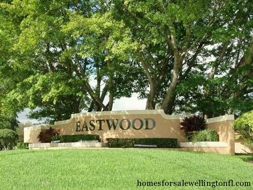 Eastwood Wellington Florida Homes For Sale