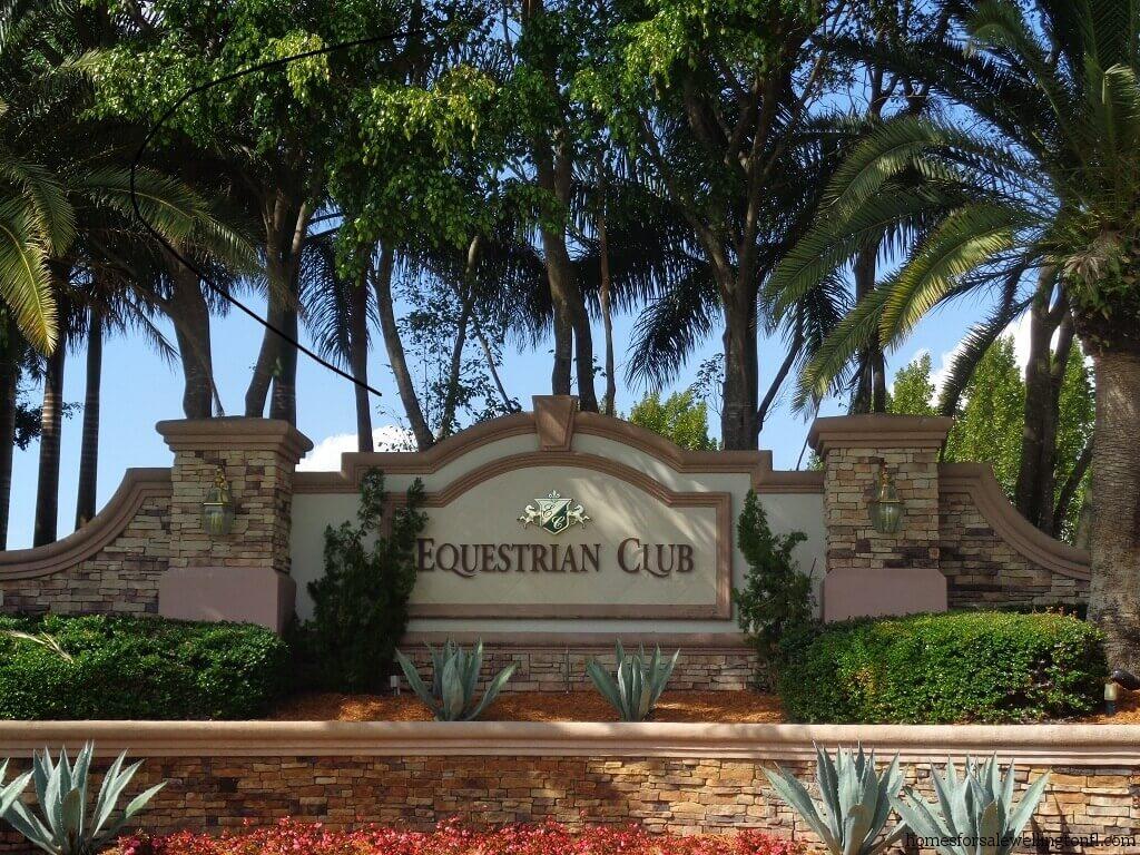 equestrian club homes for sale wellington florida