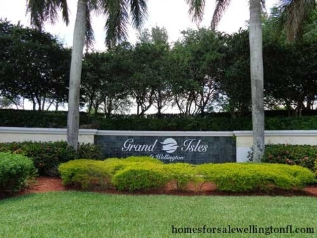 Grand Isles in Wellington FL