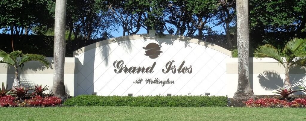 Grand Isles Homes For Sale in Wellington Florida