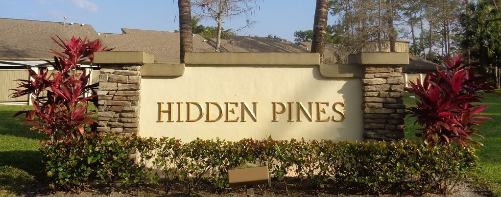 Hidden Pines Homes For Sale In Wellington Florida