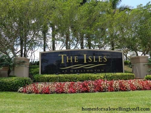 The Isles at Wellington Homes for Sale in Wellington FL