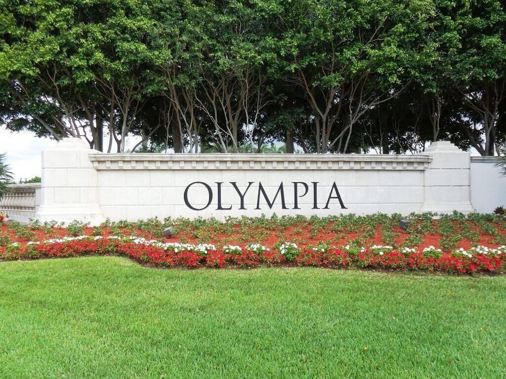 Olympia Wellington FL