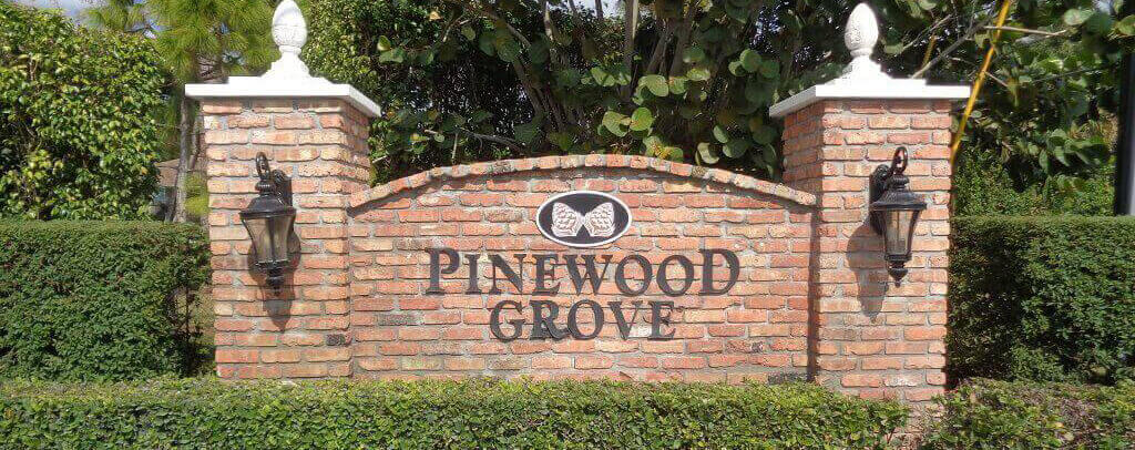 Pinewood Grove Homes for Sale Wellington Florida