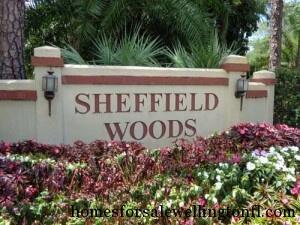 Sheffield Woods Wellington Florida Condo
