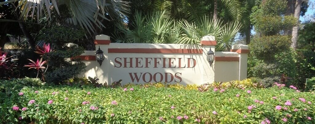 Sheffield Woods Homes For Sale in Wellington Florida