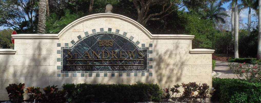 St Andrews At the Polo Club Homes For Sale in Wellington Florida