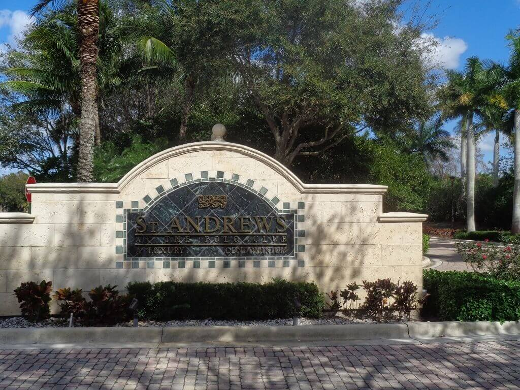 St Andrews At the Polo Club Homes For Sale