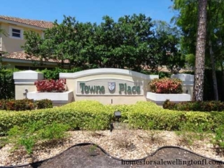 Towne Place Wellington Townhomes For Sale