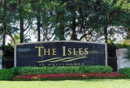 The Isles Homes for Sale in Wellington FL