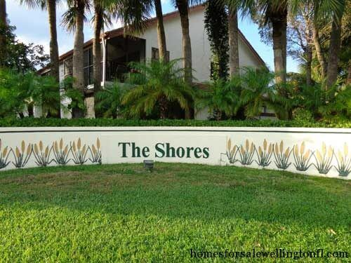 The Shores Homes For Sale in Wellington Florida