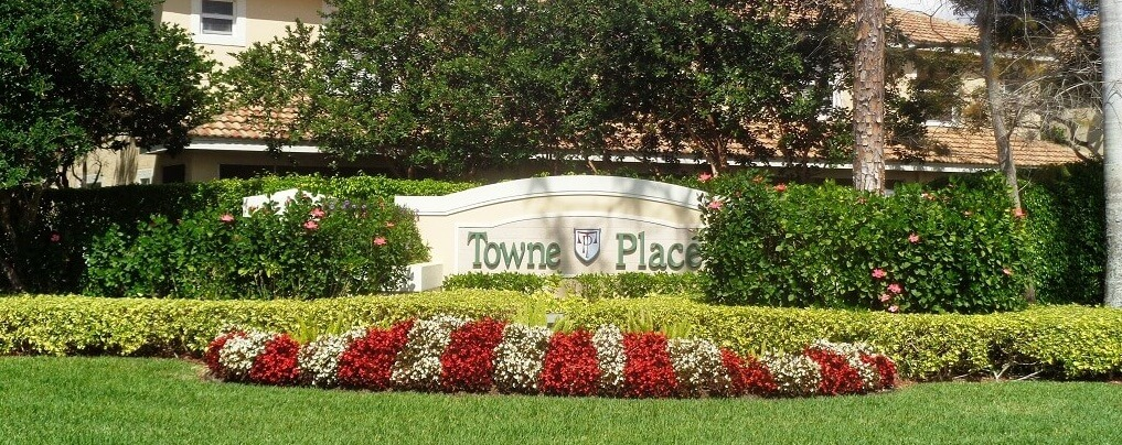 Towne Place Homes For Sale Wellington Florida