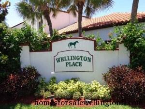 Wellington Florida Townhome