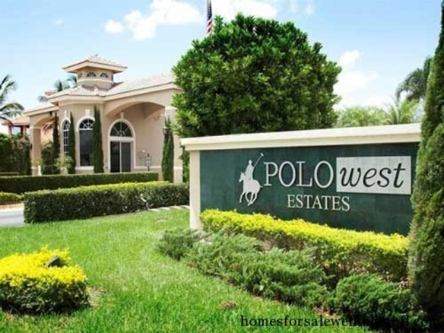 Polo West In Wellington FL