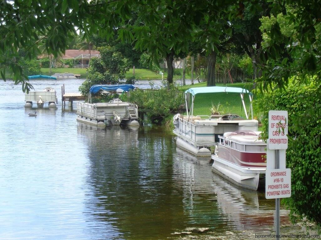 Meadowland Cove Information - Boat Launch