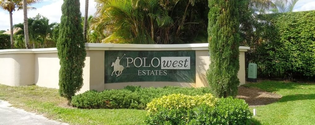 Polo West Homes for Sale Wellington Florida | Greenview Cove