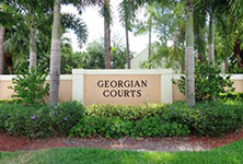 Georgian Court Townhomes Wellington Florida