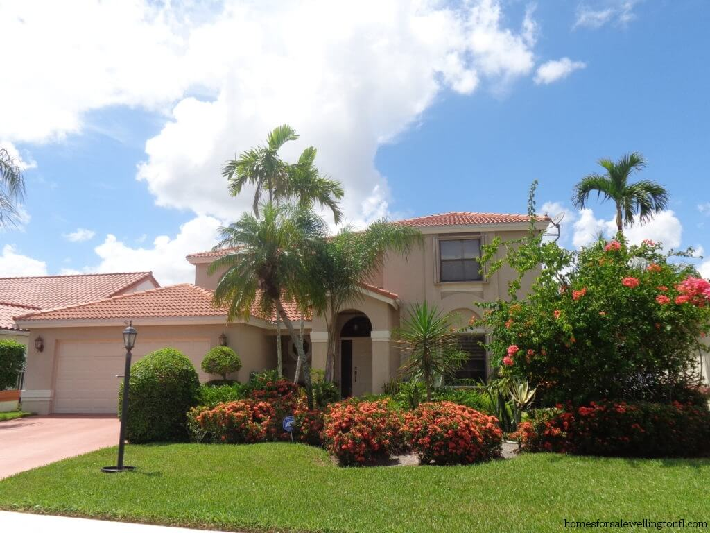 Lake Point Recently Sold Homes in Wellington FL