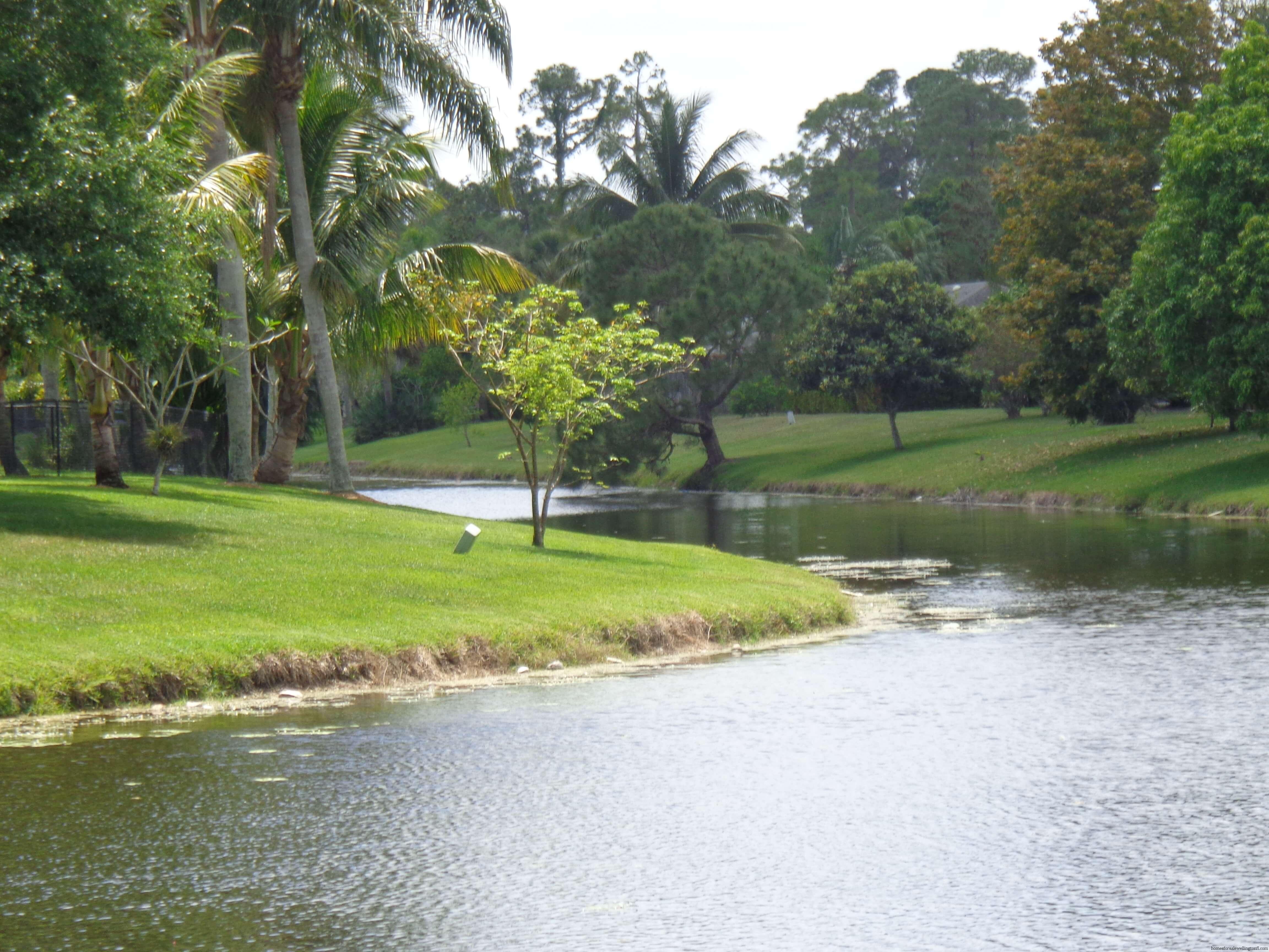 Sugar Pond Manor Wellington Florida Homes For Sale