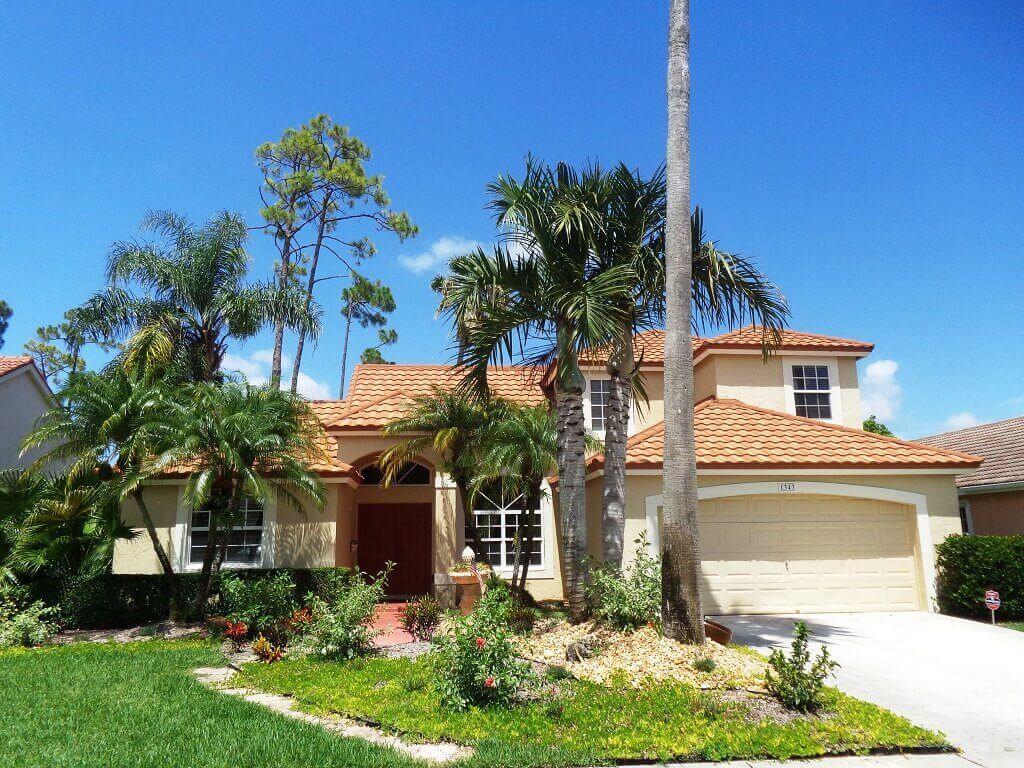 Emerald Forest Wellington Florida Houses
