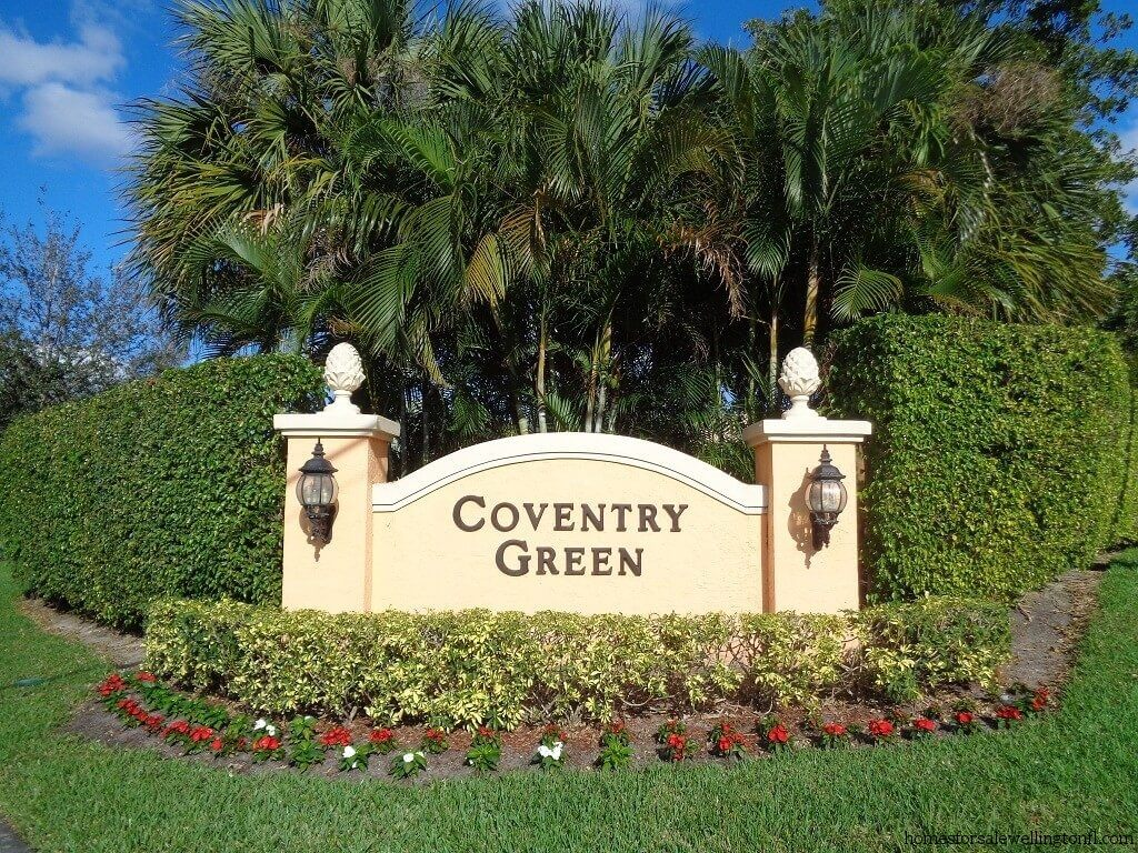 Coventry Green Wellington Florida Townhomes For Sale