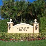 Coventry Green Wellington Florida Townhomes Seldom For Sale!  2016