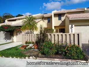Coventry Green Wellington Florida Townhomes