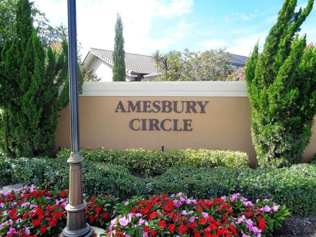 Greenview Shores Home Sales - Amesbury Circle