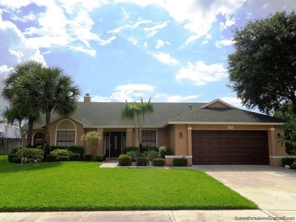 Homes For Sale In Eastwood Wellington Fl