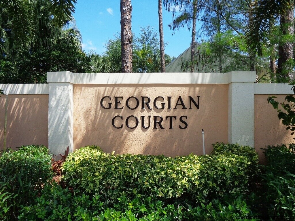 Georgian Courts