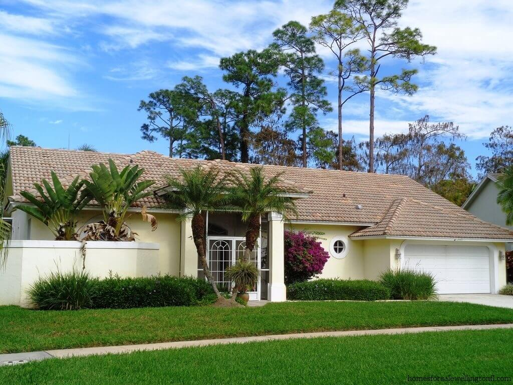 Greenview Shores Real Estate for Sale in Wellington FL