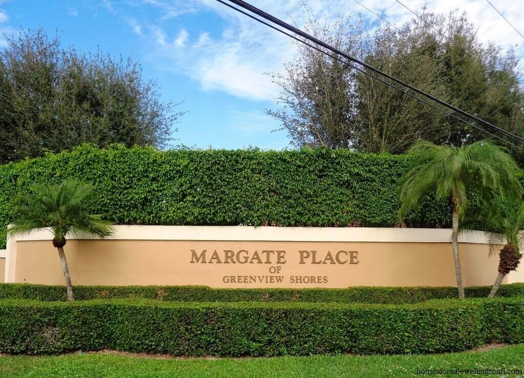 Greenview Shores Wellington FL - Margate Place