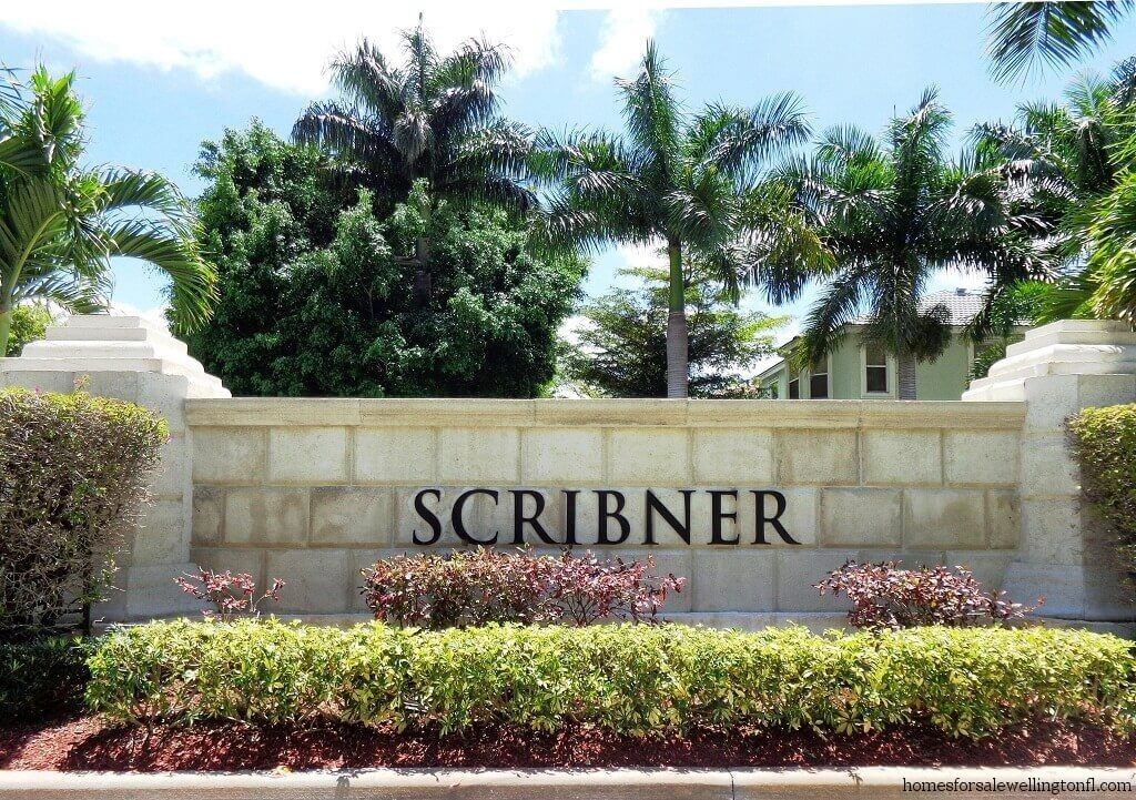 Olympia Bank Owned in Wellington FL - Scribner Subdivision