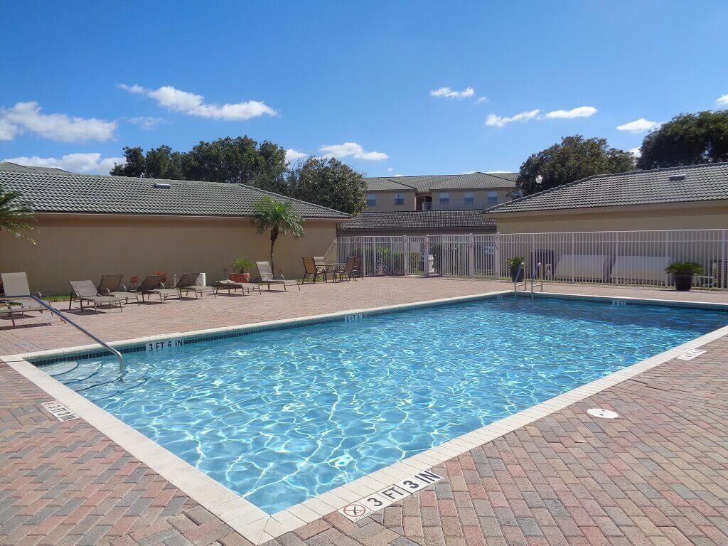 Arissa Place Houses - Community Pool