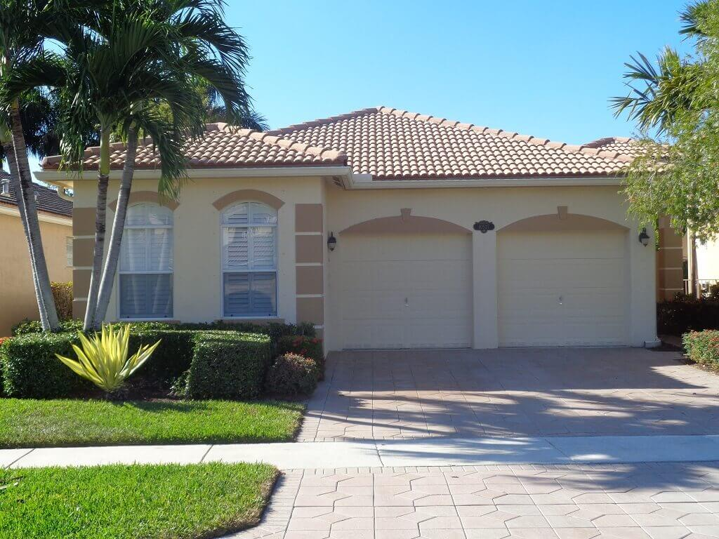 Black Diamond Short Sales in Wellington FL - Single Story Home