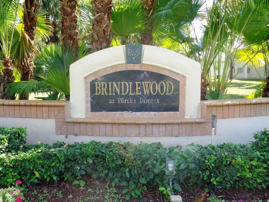 Binks Forest Short Sales in Wellington FL - Brindlewood