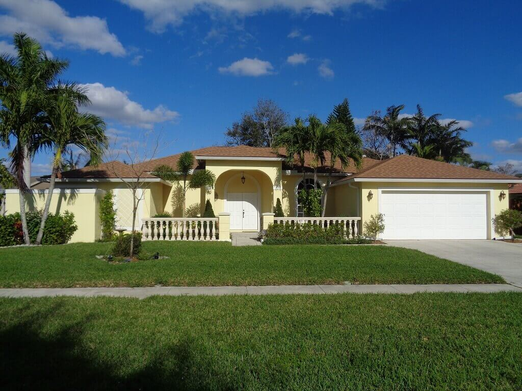 Greenview Shores Homes for Rent in Wellington FL - Chatsworth Village