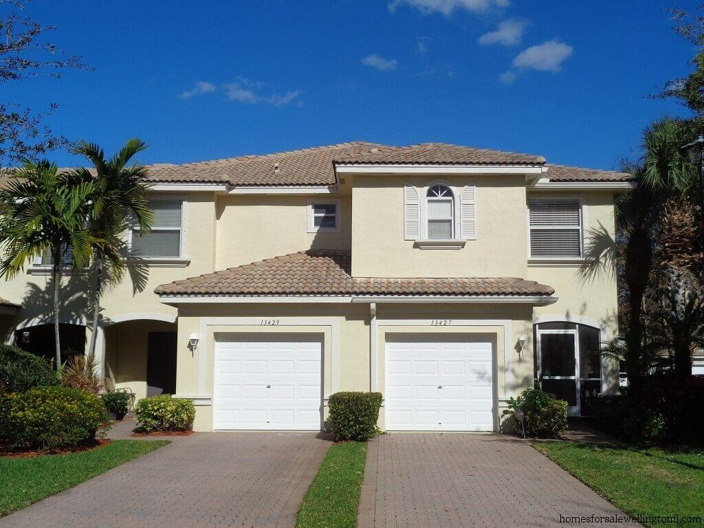 Georgian Courts in Wellington Florida Homes for Sale