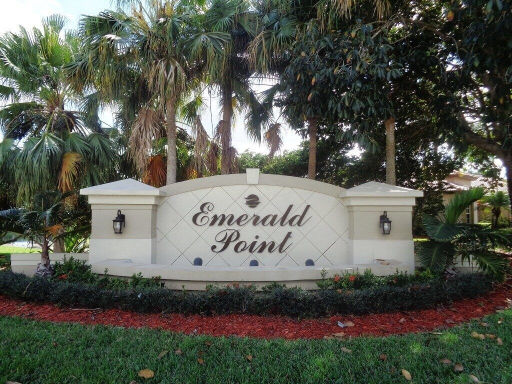 Grand Isles in Wellington FL - Emerald Point Development