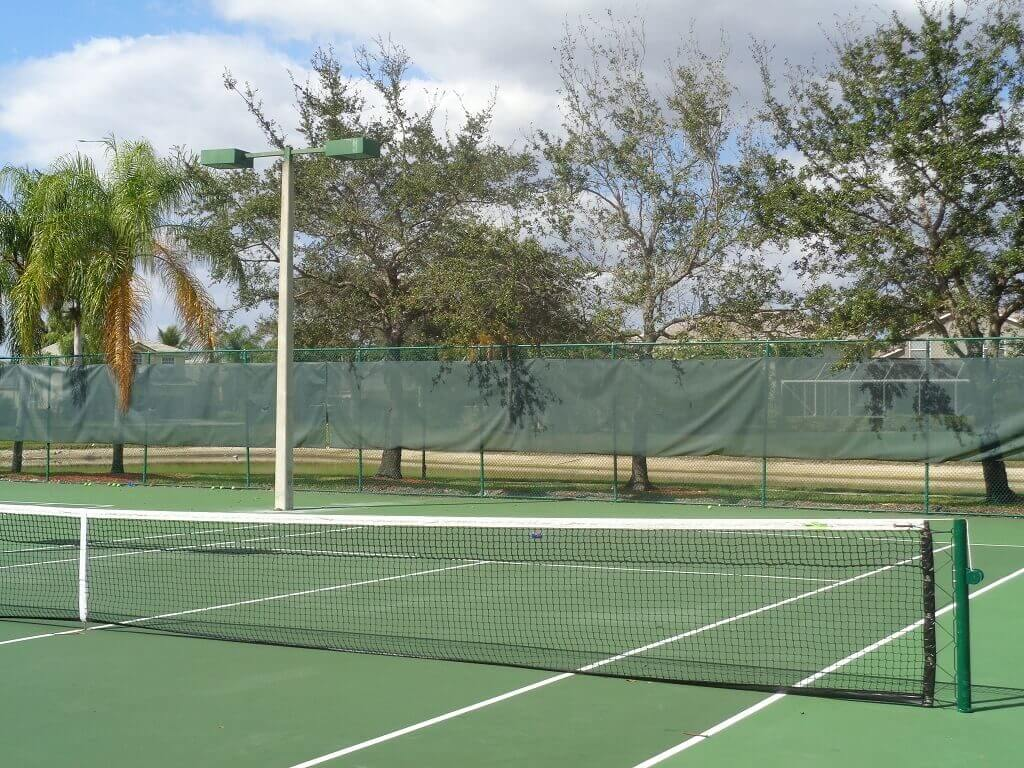 Grand Isles Short Sales in Wellington FL - Tennis Courts
