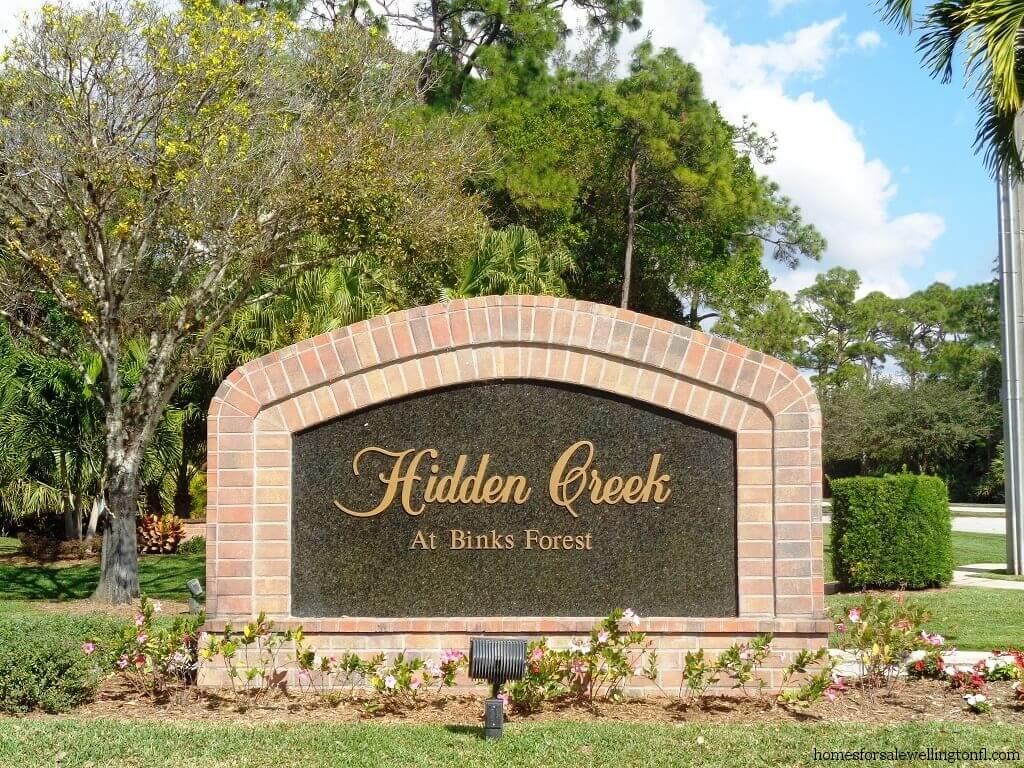 Binks Forest Rentals in Wellington FL - Hidden Creek