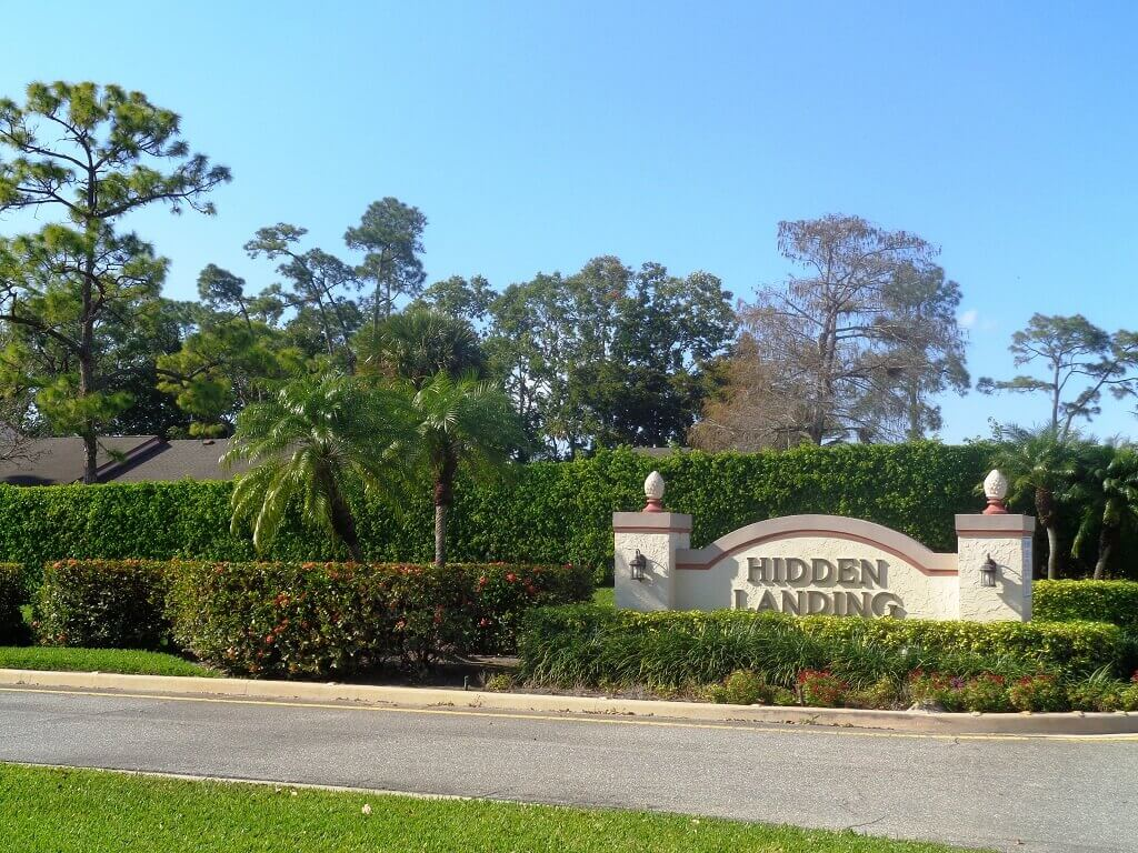 Hidden Landings Homes for Sale in Wellington FL