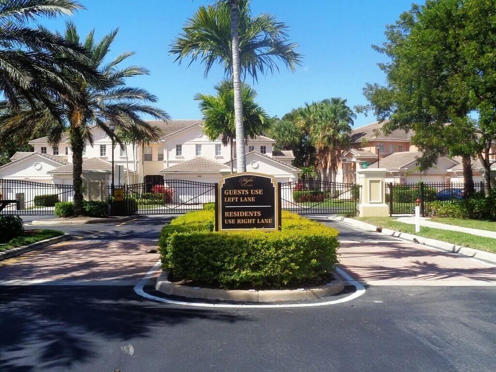 Mayfair Homes for Sale in Wellington FL